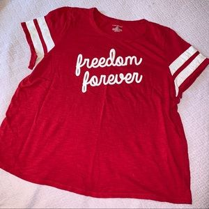 Freedom Forever Top